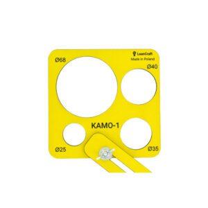 Przymiar do przenoszenia otworów KAMO-1