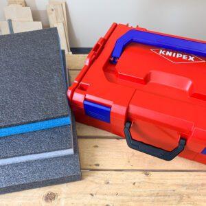 LeanFoam pianka skrzynka L-BOXX Bosch
