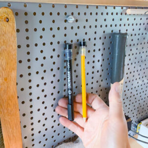 Zestaw magnesów na ołówek/długopis - ITO-1